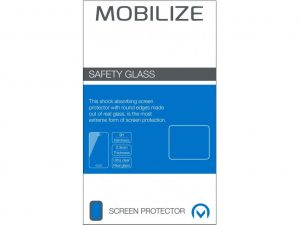 Mobilize Safety tempered Glass Schutzfolie Apple iPhone 6 6s