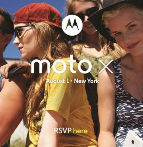 Moto X - Motorola mit Moto X zurück?