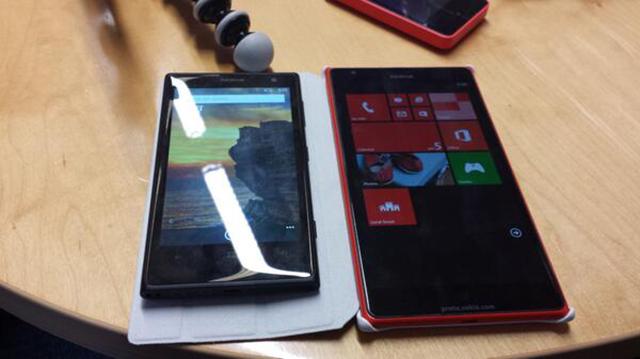 Nokia Bandit 6 Zoll Windows Phone