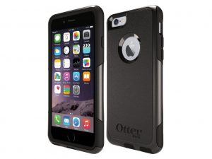 OtterBox Commuter Series Apple iPhone 6 Plus 6S Plus schwarz