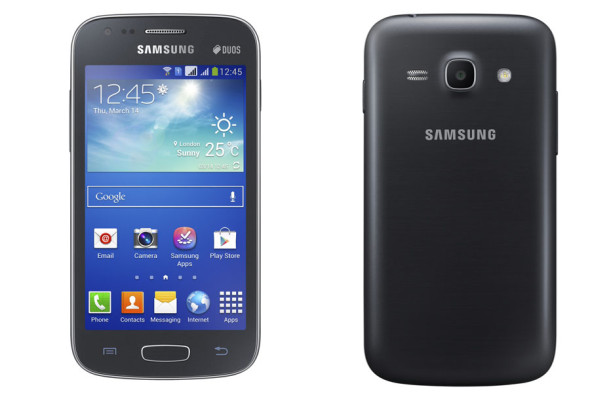 Samsung GT-S7270 Galaxy Ace 3 black
