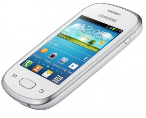 Samsung GT-S5280 Galaxy Star white