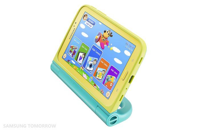 Samsung Galaxy Tab 3 Kids geplant