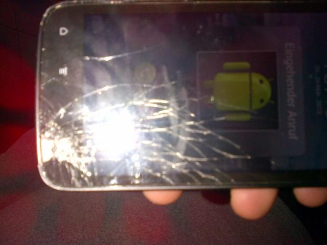 HTC Sensation Touchscreen tauschen