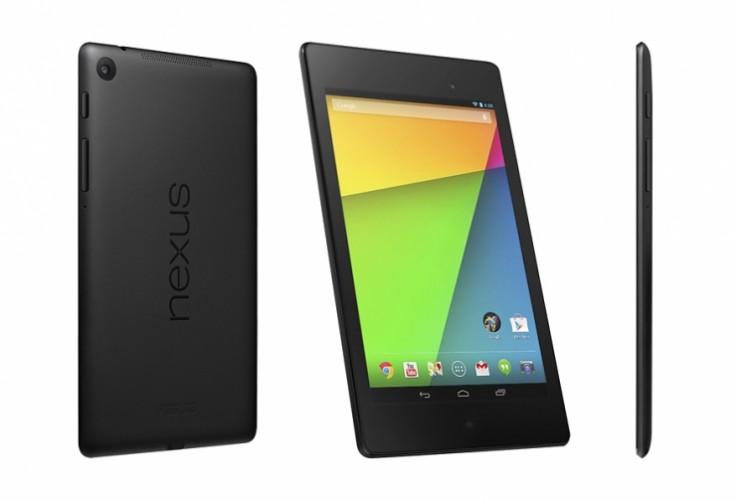 Google Nexus 7 jetzt verfügbar